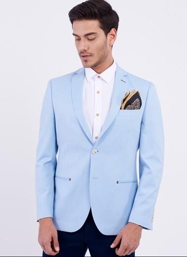 Altınyıldız Classics Blazer Ceket Mavi